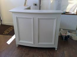 L Shape Reception Desk L Shape Moulded Panel Reception Desk