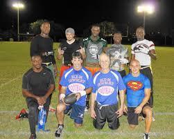 Flag Football Adults Pompano Flag Gridders Continue Winning Play Tribunedigital