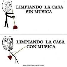 Musica Meme - 10 memes que solo quien ama la música entenderá lets rock
