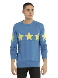 network steven universe blue guys sweater topic