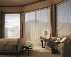 fascinating bedroom window treatments inspiration home designs