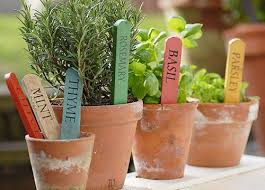 Garden Craft Terra Cotta Marker - 13 best images about plant markers on pinterest gardens