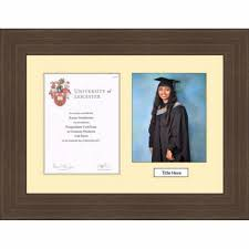 graduation frame tempest graduation photo frames with certificate 20mm