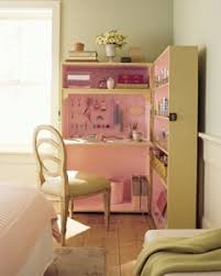 Create Storage Space With A Repurpose Bookcases Craft Room Storage Office Space Ideas The