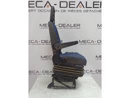 siege iveco siège conducteur d occasion iveco daily 35c14 meca dealer