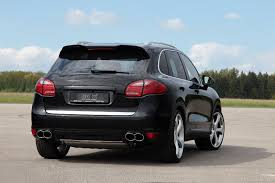 cayenne porsche 2010 techart modifies the porsche cayenne