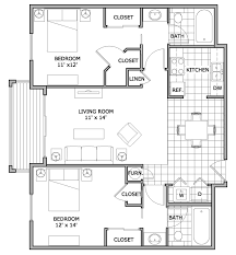 12 X 14 Bedroom Apartment Springfield Mo The Abbey