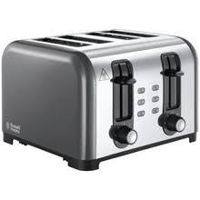 Russell Hobbs Toaster Heritage Buy Russell Hobbs 21301 Legacy 4 Slice Toaster Red At Argos Co