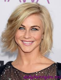 medium short wavy hairstyles women medium haircut