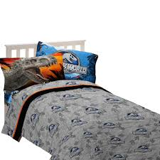 Twin Sheet Set Universal Studios Home Entertainment Jurassic World