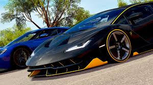 blue lamborghini png fh3 demo screenshot thread show off your pics page 3