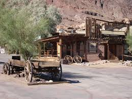 calico ghost town by volvoab