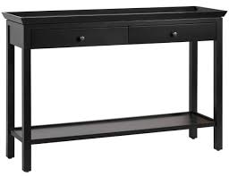 black sofa table with drawers appealing black console table with drawers with black console sofa