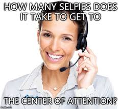 Sarcastic Memes - secretly sarcastic call center woman latest memes imgflip