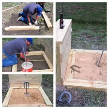 horseshoe pits with a backstop bar top projects i u0027ve made