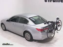 honda accord coupe bike rack honda accord trunk bike rack etrailer com