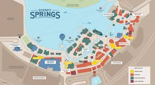 Disney Downtown Map Special Performances Set To Make Orlando Extra Magical Drum