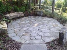 Backyard Flagstone Patio Ideas The Best Stone Patio Ideas Pea Gravel Patio Gravel Patio And