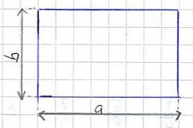 rechteck fläche berechnen geometrie fläche und umfang des kreis dreieck und rechteck