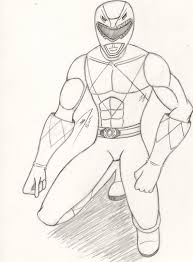 ranger sketch 3 dekamaster deviantart
