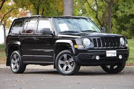 the jeep patriot 2015 jeep patriot high altitude edition nc matthews