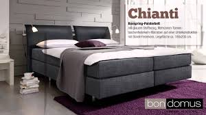 boxspringbett velda bondomus boxspringbetten youtube