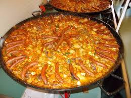 cuisiner pour 50 personnes les actualités de la vraie paella