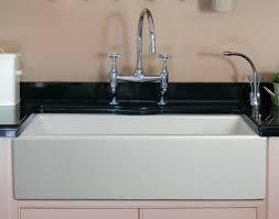 33 inch white farmhouse sink sink awesome 33 inch fireclay farmhouse sink randolph morris 24 18