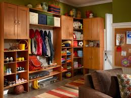 Garage Rooms by Finding A Place For Your Mudroom Hgtv