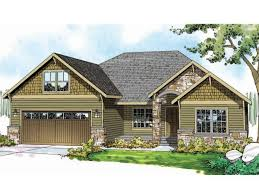 Craftsman House Plans by Ranch Craftsman House Plans One Story House Design And Office