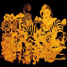 Tenture Murale Pas Cher by Tenture Murale Alice In Wonderland