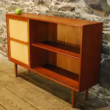 furniture home danish mid century bookcase by poul cadovius for
