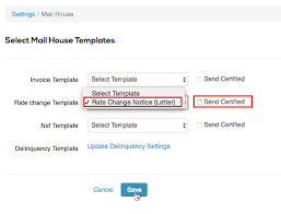 using mail house u2013 storedge