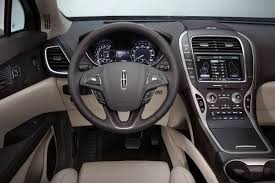 2007 Lincoln Mkx Interior 2016 Lincoln Mkx Preview J D Power Cars
