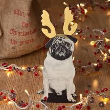 pug decoration by spotted notonthehighstreet