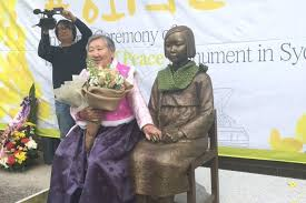 Comfort Women In Philippines Comfort Women Monuments