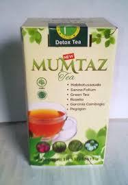 Teh Detox pusat herbal aman dan tanpa efek sing teh mumtaz detox tea