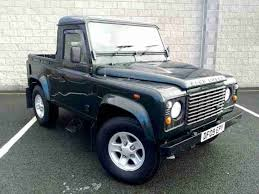 range rover defender pickup land rover defender 90 pick up 83 300 milse car for sale