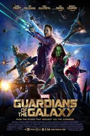 guardians of the galaxy movie review by monte yazzie