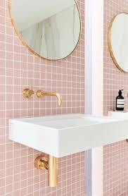 pink tile bathroom ideas the 25 best pink tiles ideas on moroccan tiles