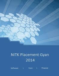 nitk placement gyan 2014 by kiran karanth issuu