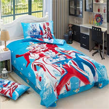 Anime Bed Sheets Hannah Montana Bedroom Set The Partizans