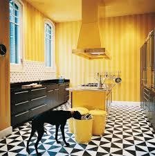 kitchen yellow refrigerator kitchen paint colors yellow modern