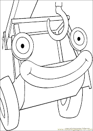bob the builder coloring page 18 coloring page free bob the