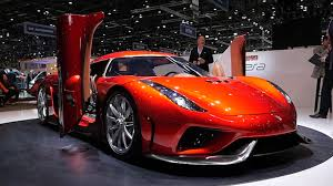 golden fast cars first koenigsegg agera rs in europe is not just good it u0027s golden