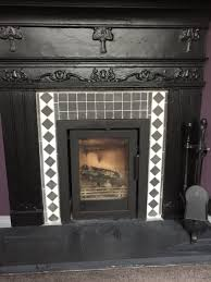 contura i5 insert in victorian cast iron surround contura wood