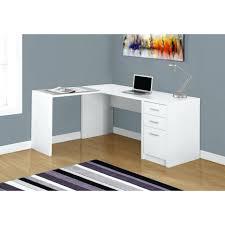 Computer Desk White Gloss Desk Bright 127 White Corner Computer Desk For Home Enchanting