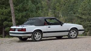 Black Mustang Lx 1991 Ford Mustang Lx Convertible W3 Dallas 2016