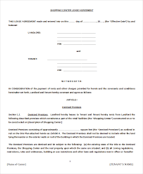 lease agreement form sample boarding house tenancy agreement