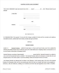 14 rental agreement form templates u2013 free sample example format